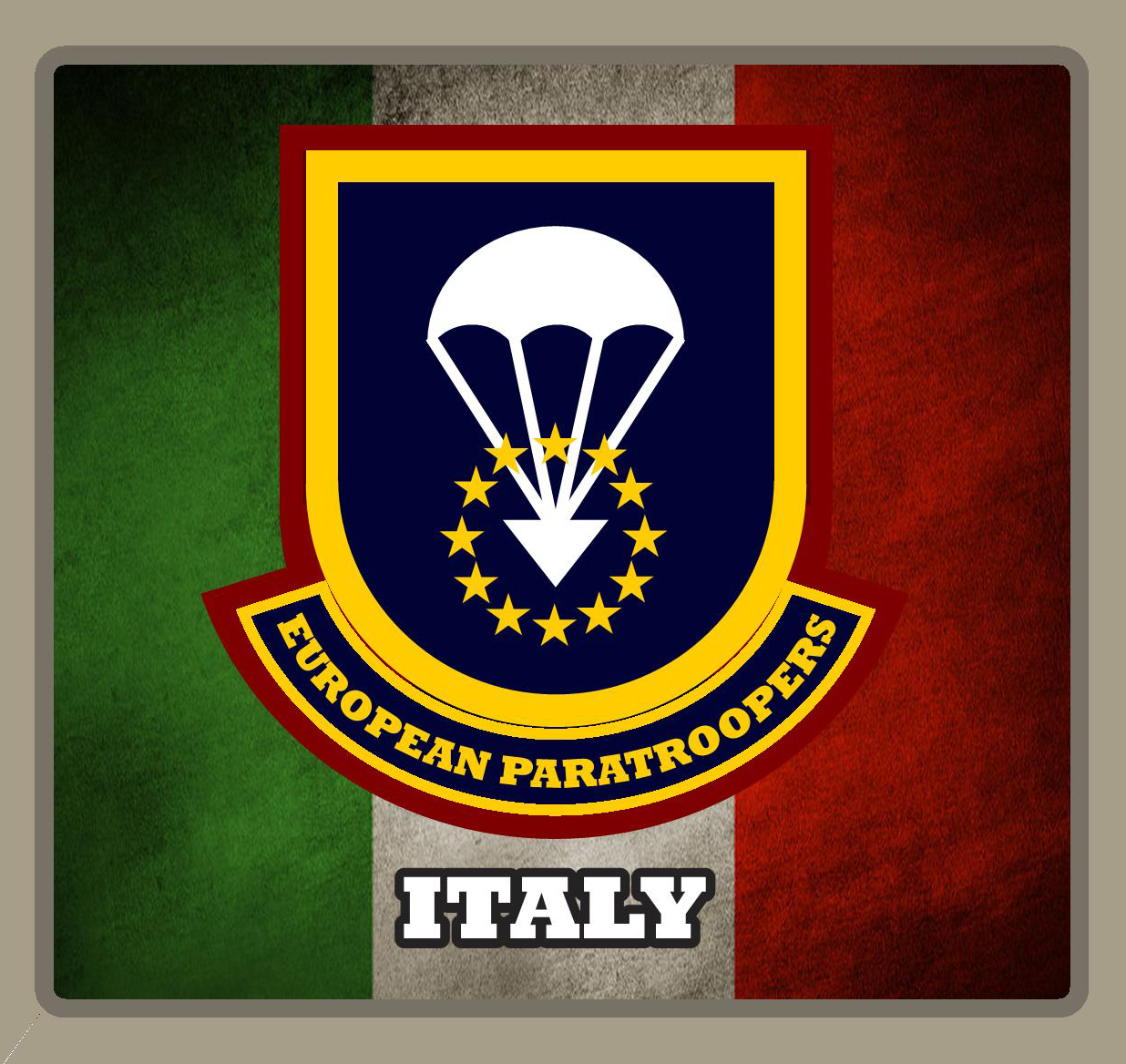 EUROPEAN PARATROOPERS IT 2017