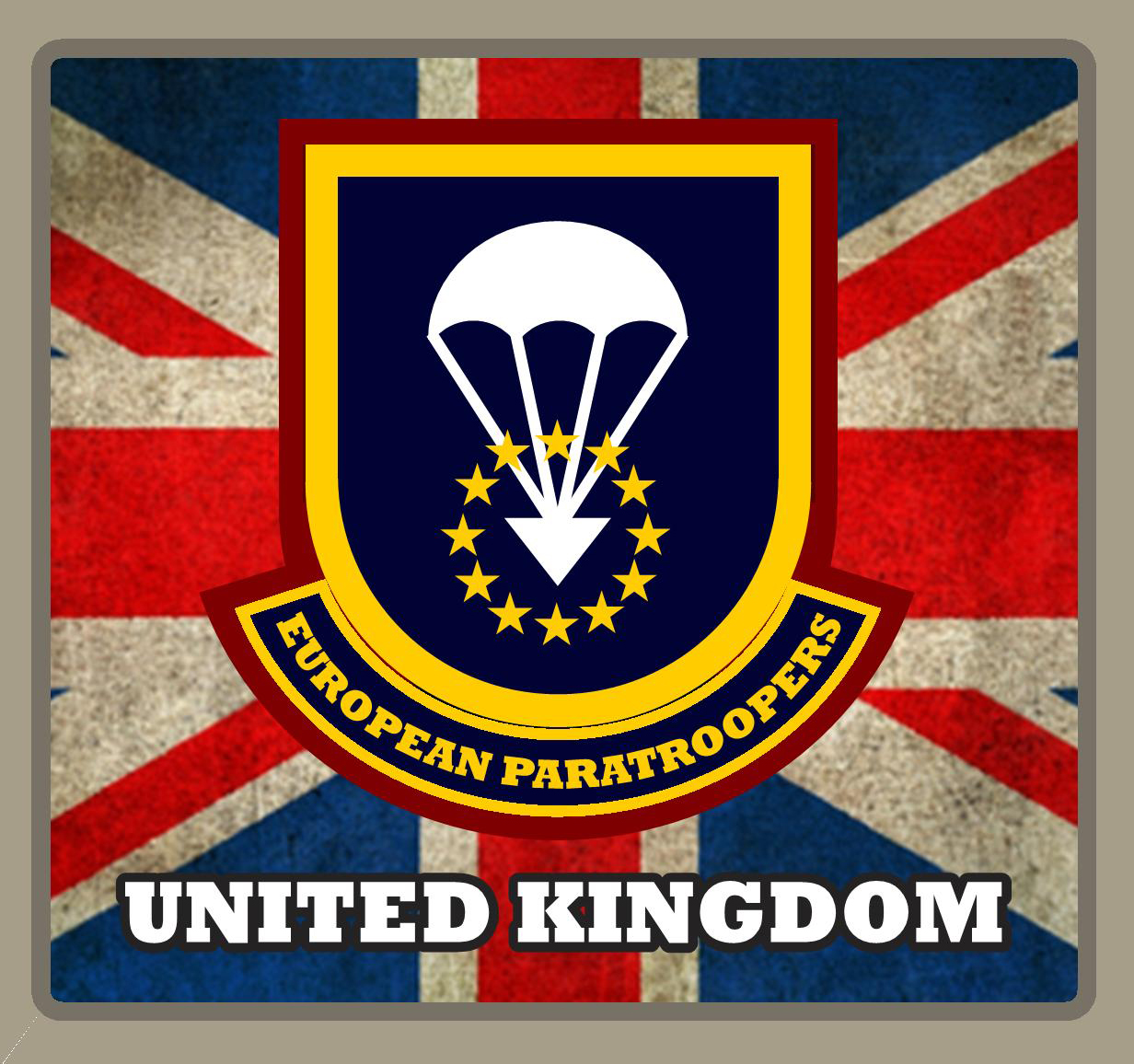 EUROPEAN PARATROOPERS UK 2017