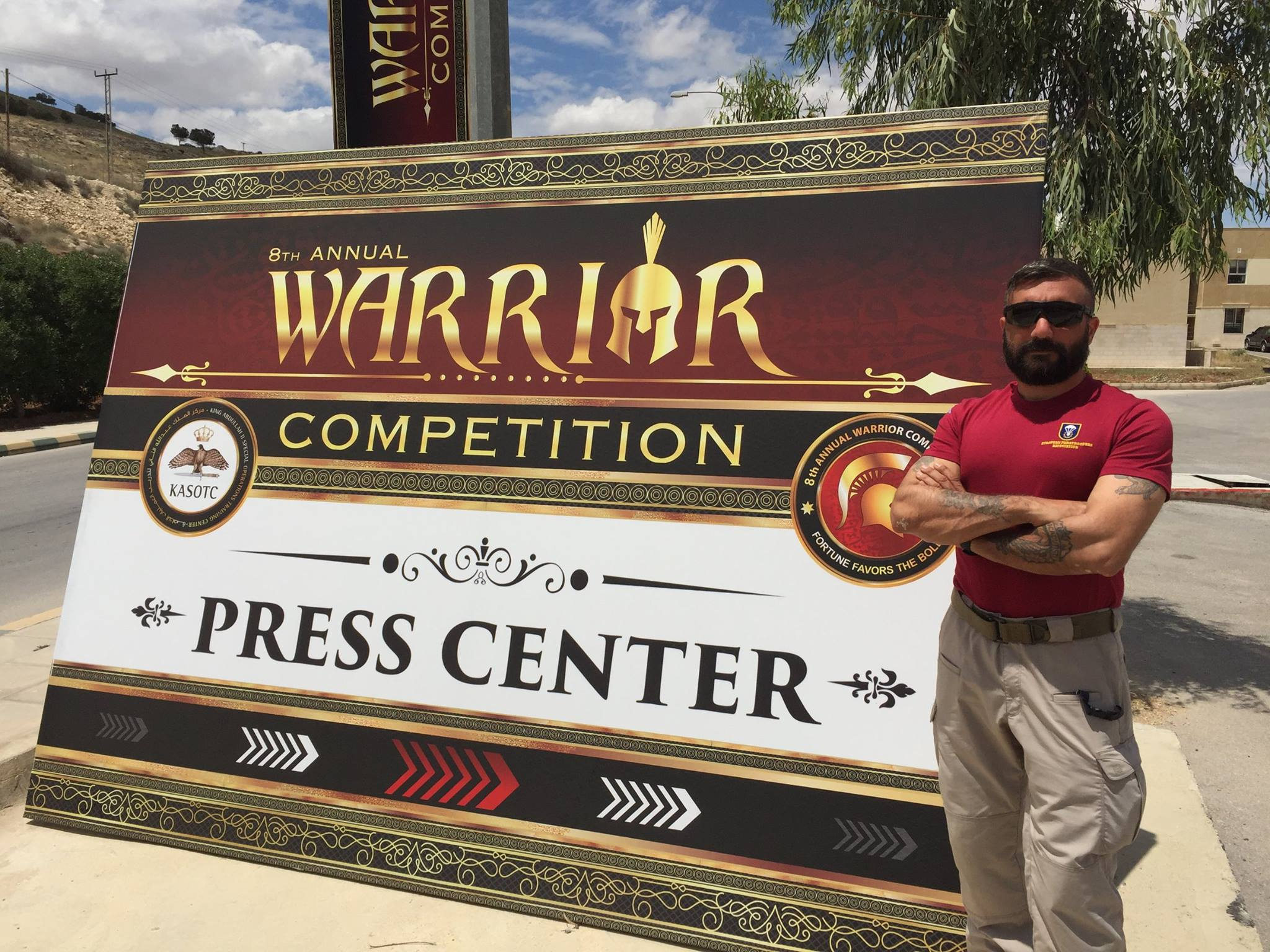 WARRIOR COMPETITION