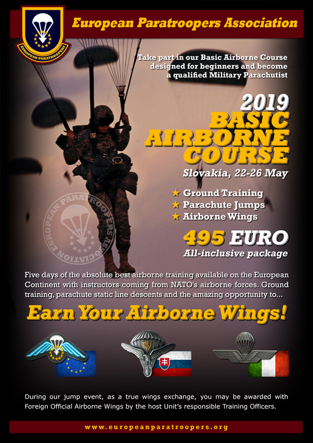 airborne 2019 MAY