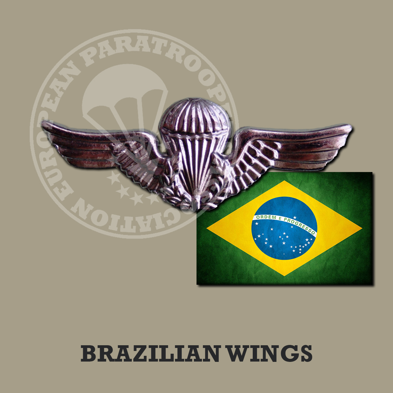 BRAZILIAN JUMP WINGS