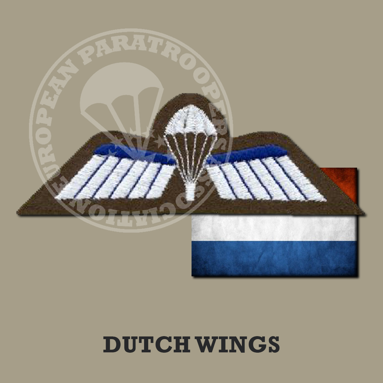 DUTCH JUMP WINGS