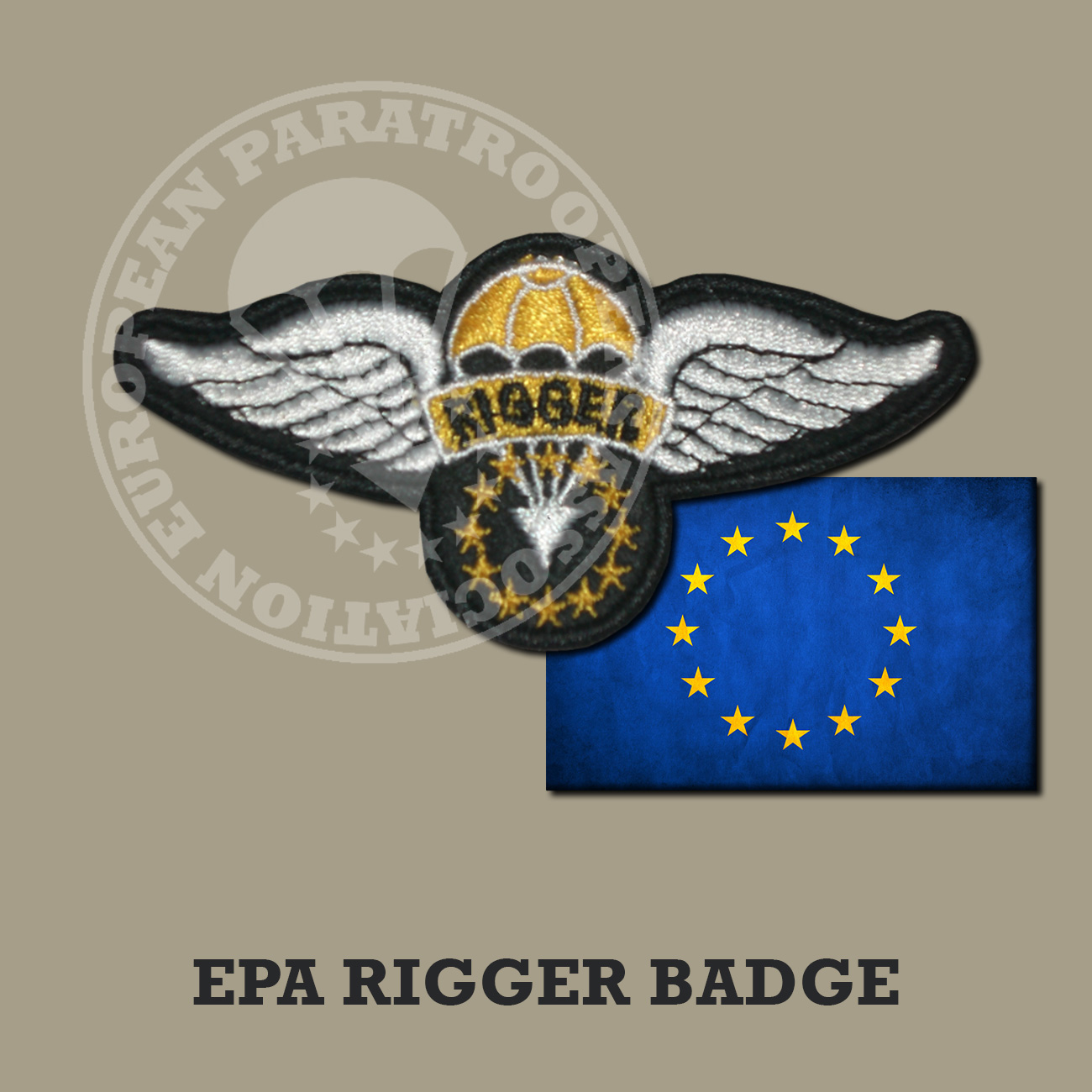 EPA RIGGER PATCH