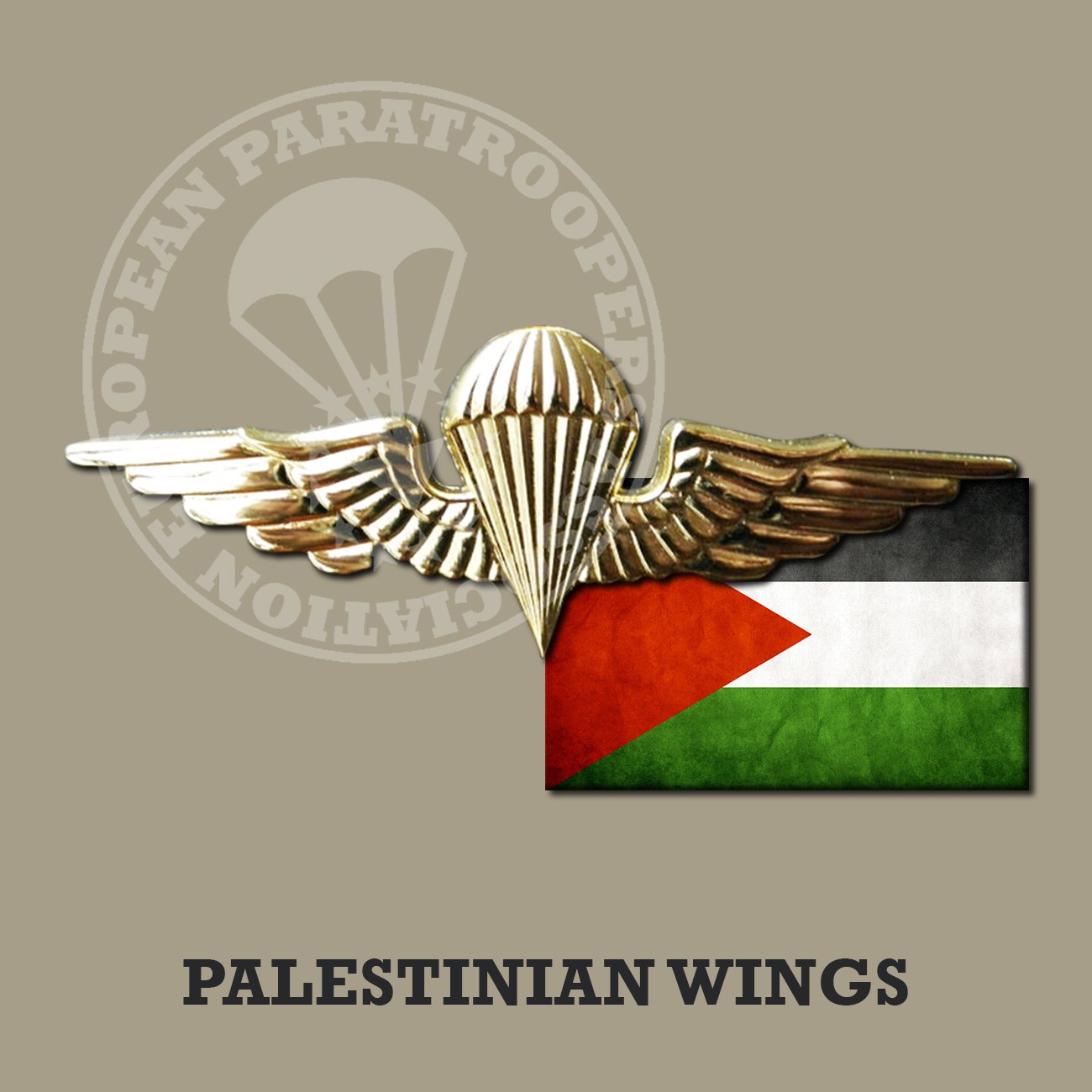 PALESTINIAN JUMP WINGS