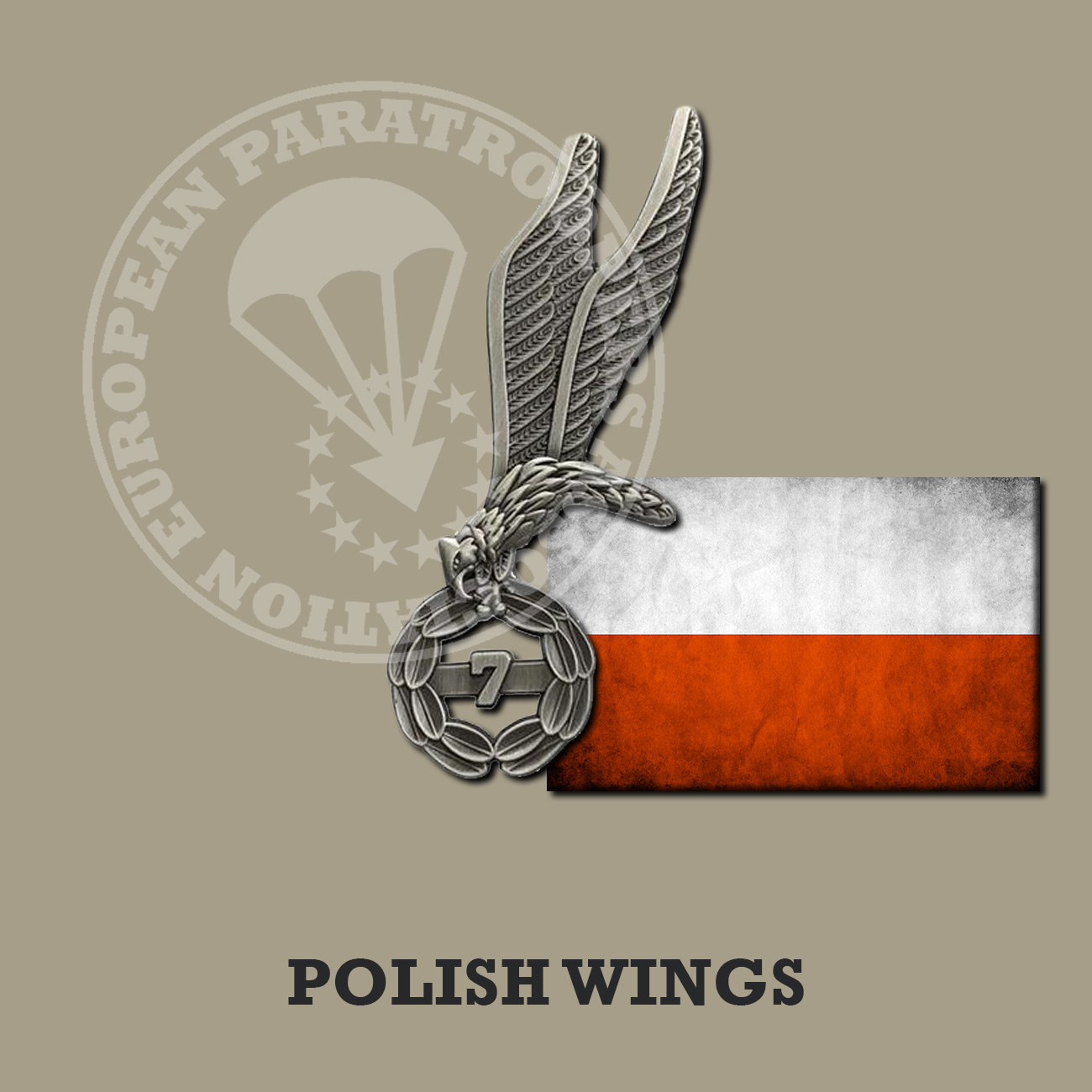 POLISH JUMP WINGS