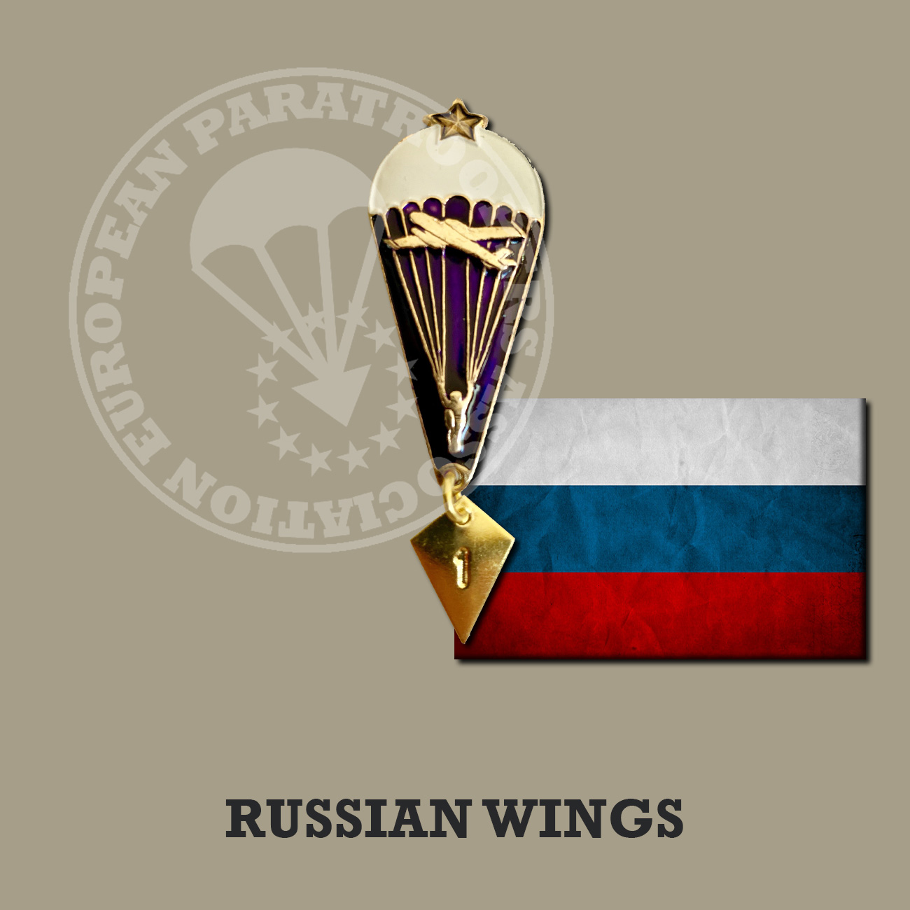 RUSSIAN JUMP WINGS