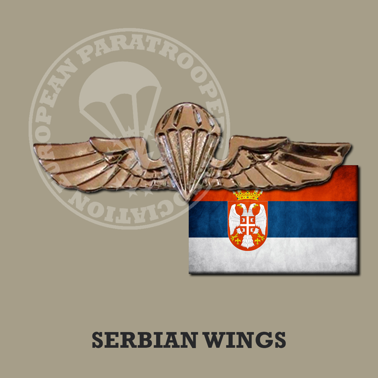 SERBIAN JUMP WINGS