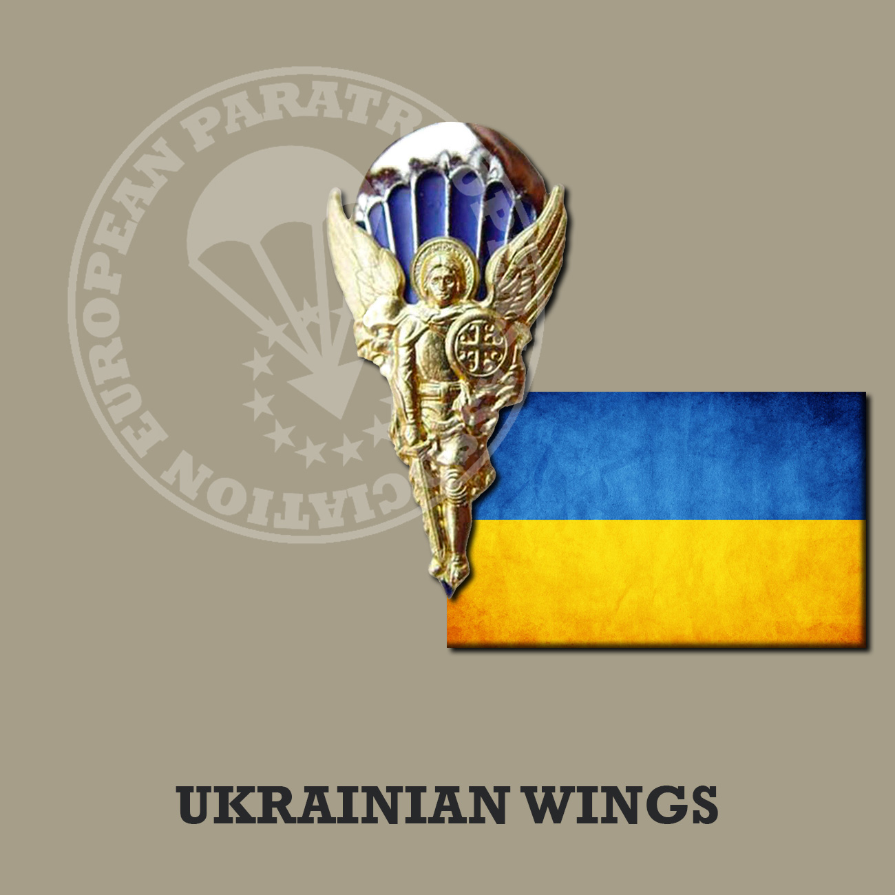 UKRAINIAN JUMP WINGS