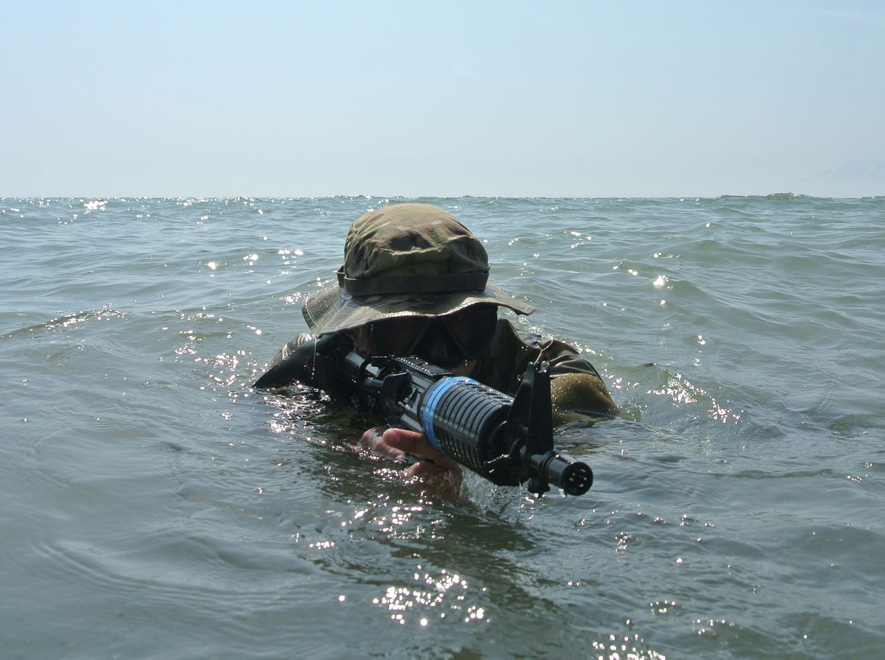 Combat Diver Course May 2015
