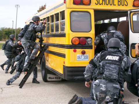 SWAT Operators Training 2009